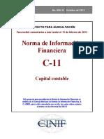 NIF C-11