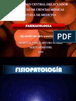 Fisiopatología transfusiones