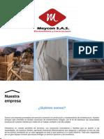 Brochure Meycon Sas PDF