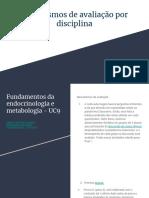 Mecanismos de avaliação por disciplina.pdf