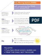 Clinician Tips Poster A3