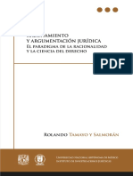 Razonamiento y Argumentación jurídica.pdf