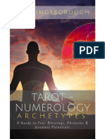 Tarot-Numerology Archetypes_ a Guide to Yo - Joy Kingsborough
