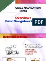 1b. Overview Basic Navigation System