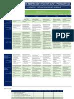 chir13012- 2019 reflective portfolio feedback and marking rubric