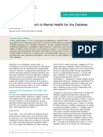 A Practical Approach to Mental Health for the Diabetes Educator