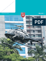Bell 407GXi Product Specifications