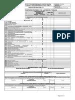 PC-Fr20 Formato Lista Chequeo Licitación Pública V1