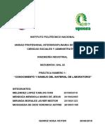 Quimica Apliacada Practica 1
