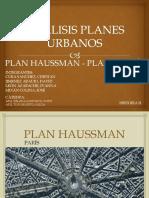 Plan Haussman Cerna