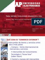 1 Historia y Evolucion de La Aduana en El Peru ADUANERO