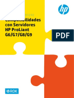 Windows Server 2012 R2. Compatibilidades Con Servidores HP ProLiant G6_G7_G8_G9