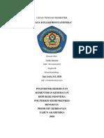 UTS Biostatitika Lurike Apriyani NIM P0 5140316 022