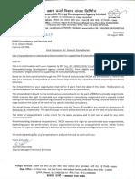 IREDA_RE Consultancy Assignments Empanelment Letter
