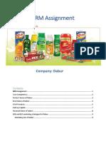 Dabur company positioning.pdf