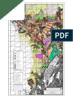 Plano de Zonificacion de Puente Piedra 2019
