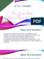 Plastic Standards