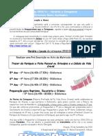 Notícias Catequese EMA_2010-11