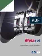 LSIS - Molded Case Circuit Breaker (MCCB) - Catalog.pdf