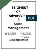 25512313 Media of Advertising