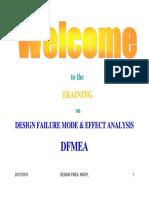 Design FMEA Ultra