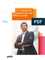 Pwcs Analytics Solutions for the Fmcg Sector (1)