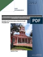 Perfil Barranco (Modificado)