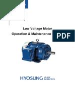 [Manual]Low Voltage Motors Manual English Sep2019 (1)
