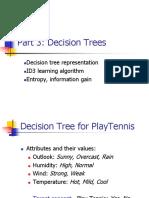 Decision Tree Tutorial