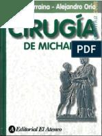 Cirugia de Michans - 5Ed