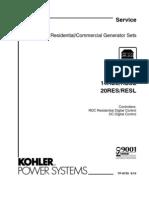 14_20res Kohler Home Generator