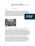 Textos_historicos Siglos XIV-XVIII