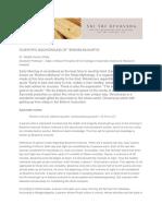 SCIENTIFIC BACKGROUND OF BRAHMU MUHURTA.pdf
