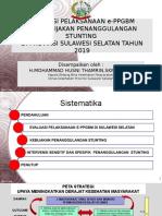 Materi Kabid Evaluasi PPGBM