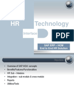 SAP HR - HCM OVERVIEW.ppt