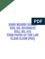 Munish Kumar Assignment 333333333