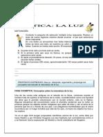28 Guía. Optica- Luz
