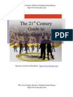 The 21st Century Guide to Finding Grant Money