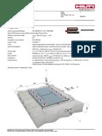 Base Plate Design for HAE300