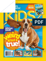 National Geographic Kids USA - 11 2018