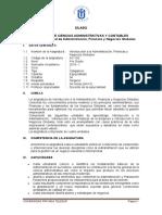 AC-102 - Introducción a La Administración, Fi