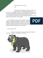 Fábula Sobre Animales en Peligro de Extinción