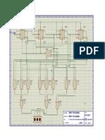 semaforo con integrados y compuertas