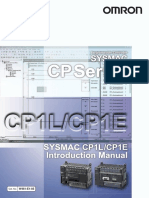 Sysmac Series Cp