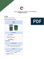 Volla - Napoli- Appuntio Descrittivi