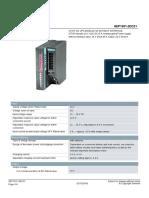 Datasheet UPS