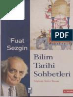 Fuat Sezgin - Bilim Tarihi Sohbetleri
