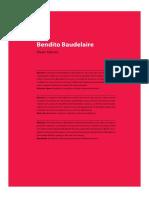 Bendito Baudelaire - PDF