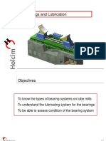 Mill Bearings and Lubrication (TST)