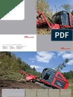 PRINOTH RT200-Destroçadores Florestais Canadianos-2018